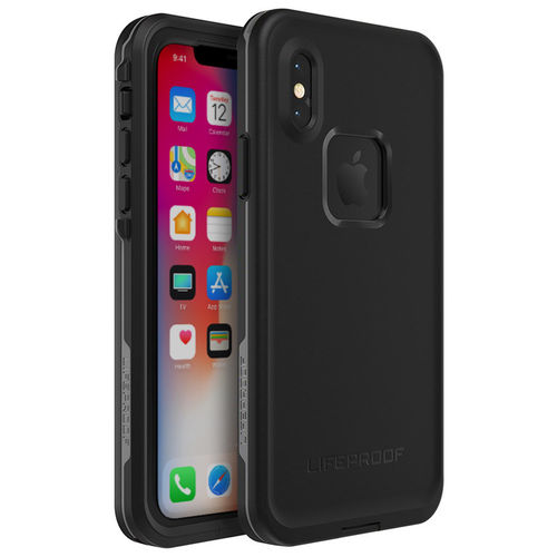 LifeProof Fre Waterproof Case for Apple iPhone Xs - Asphalt Black
